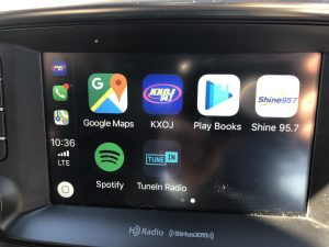 Apple Carplay and Android Auto - Radioservers Apps